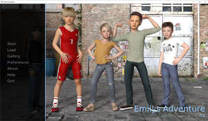 Emilys Adventure V0.8